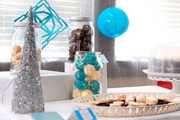 Winter Wonderland Birthday Party Theme