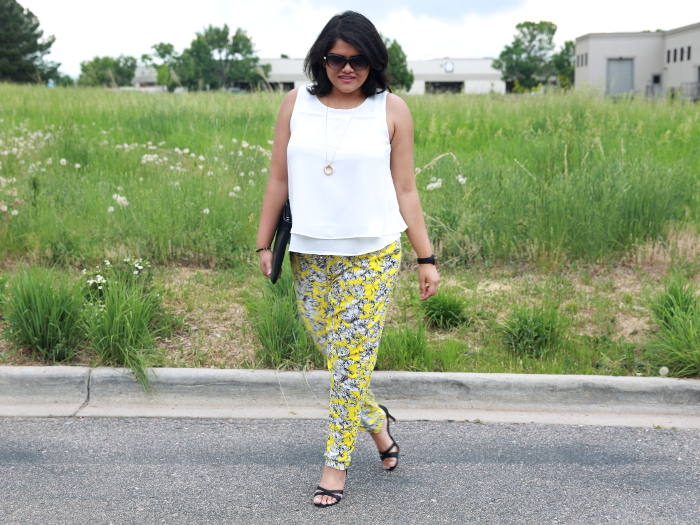 Style Tips on How to Wear Floral Pants!
