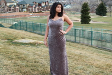 Get to Know Me - Richa Kamal from Fancier's World.